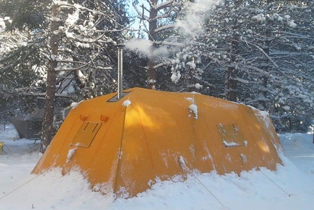 Cold Weather Tents - Analyzing 5 Of The Best For Survival ...