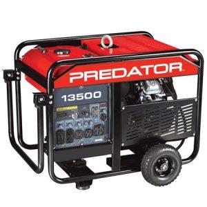 Predator 13500 Watt Gas Generator